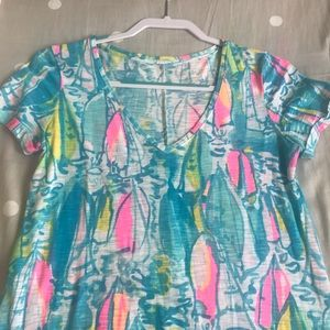 Lilly Pulitzer Dresses - Lilly Pulitzer T-shirt dress
